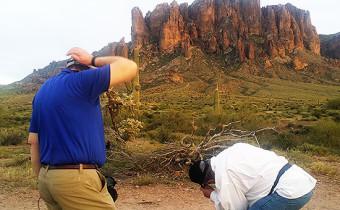 Private photography workshop superstition mountains az