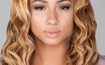 Teen Model Jaden Sample Headshot Phoenix