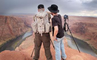 Photography workshop at Horseshoe Bend AZ (2)